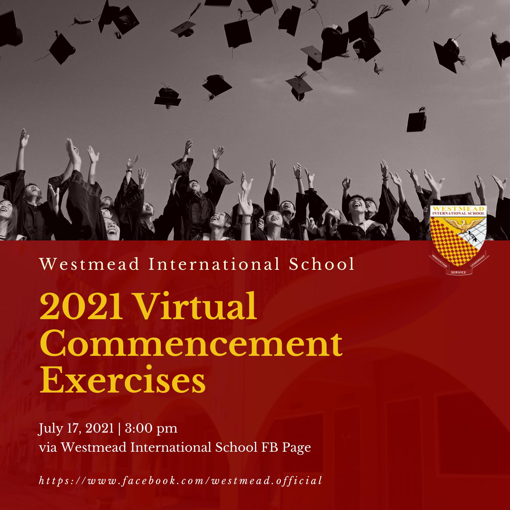 2021 Virtual Commencement Exercises